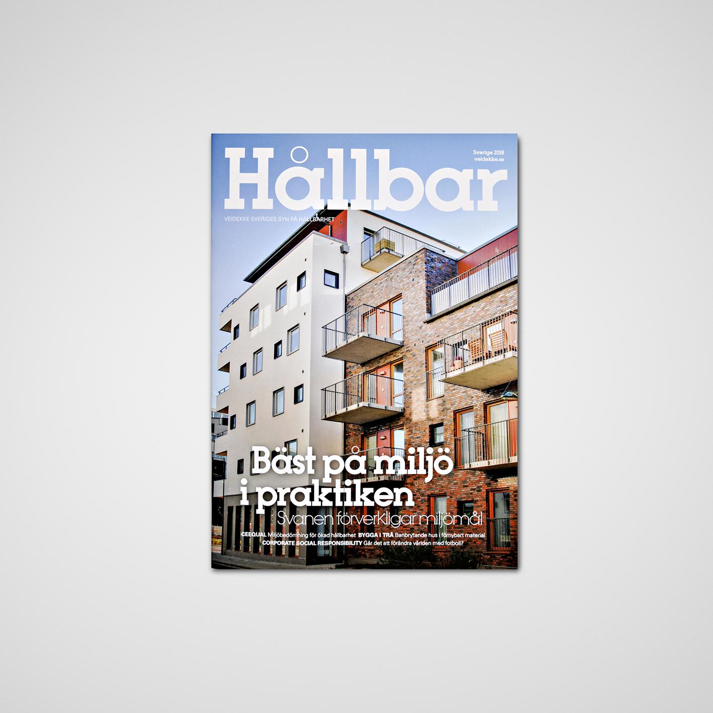 Veidekke - Ett hållbart magasin