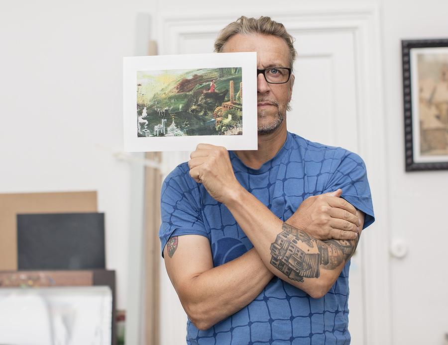 Ernst Billgren