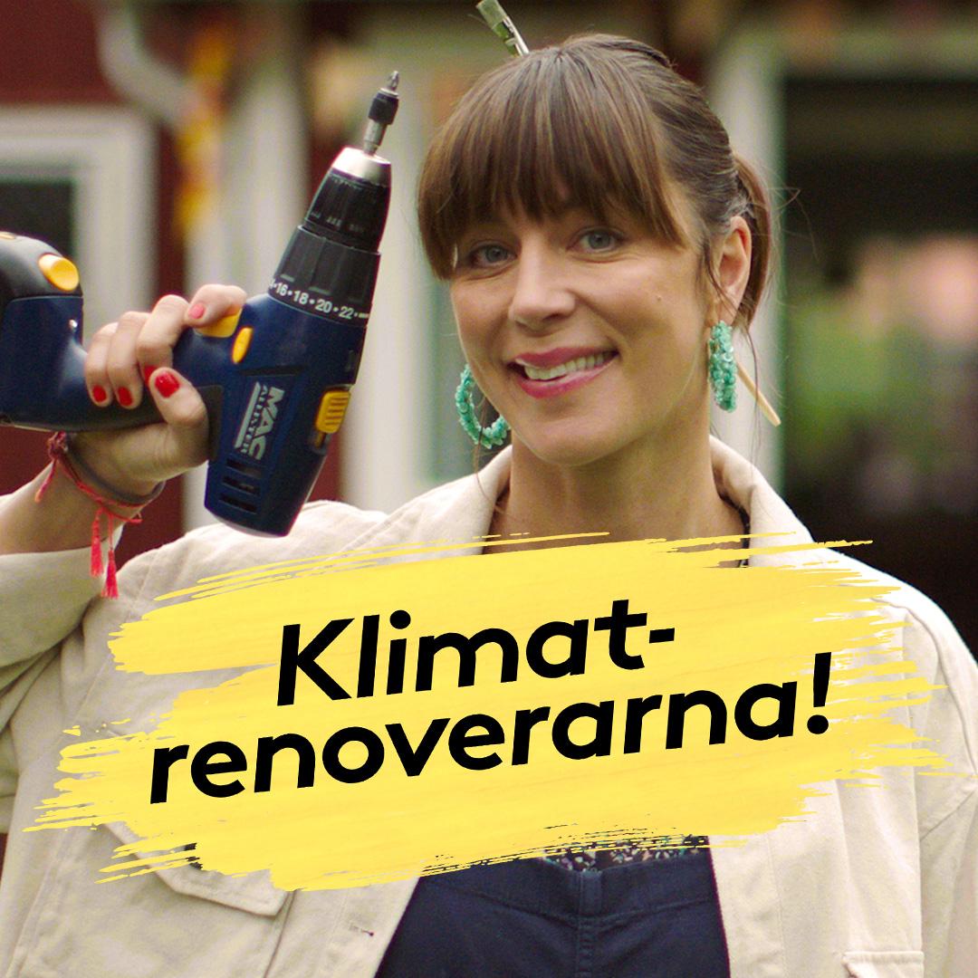 Klimatrenoverarna